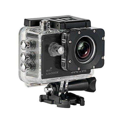 cámara SJCAM 5000X elite , equipamiento viajero - Los viajes de Margalliver